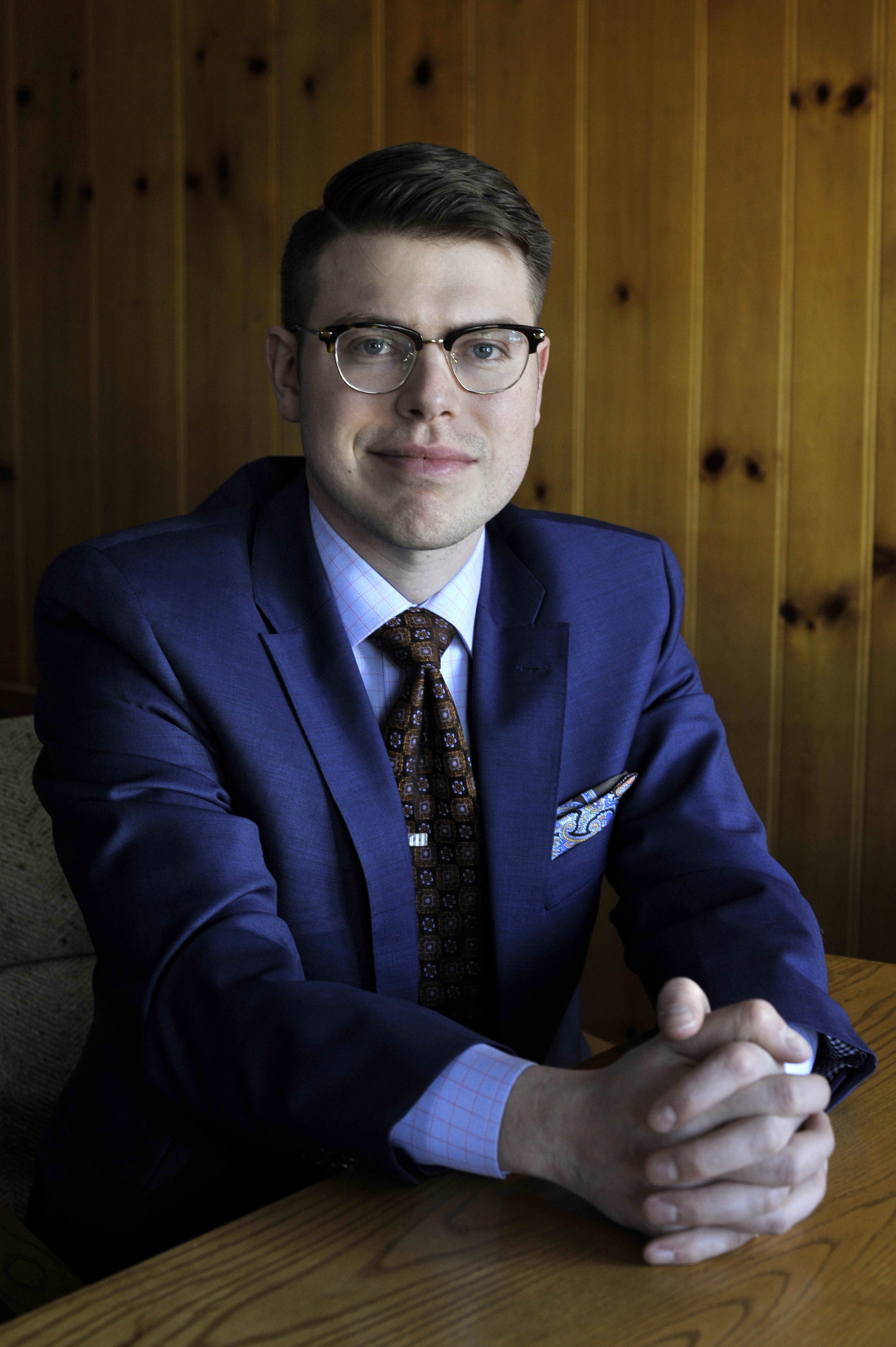 Experienced Lawyer Alex Berger